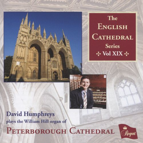 The English Cathedral Series Vol. 19: Peterborough Cathedral