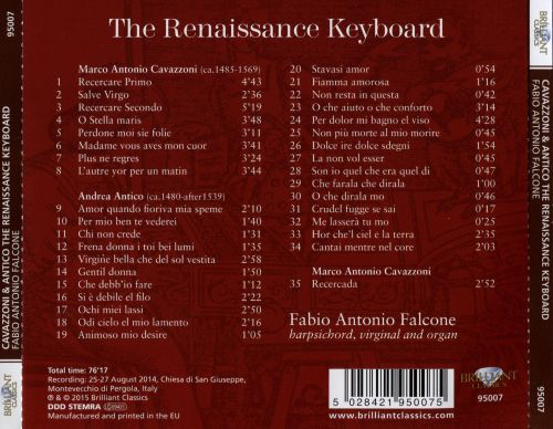 The Renaissance Keyboard