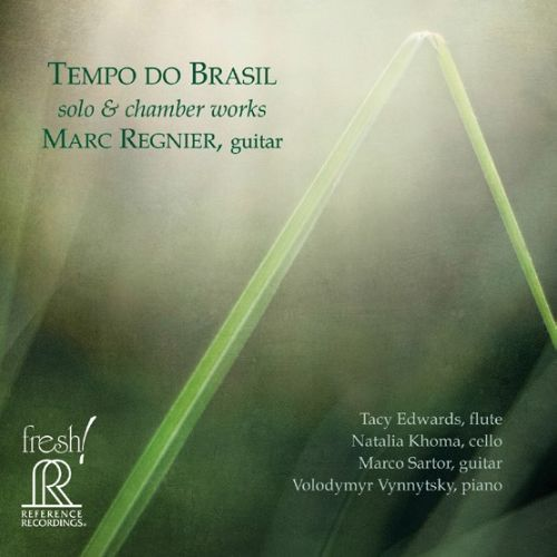 Tempo do Brasil: Solo & chamber works