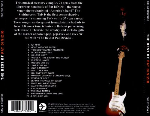The Best of Pat Dinizio