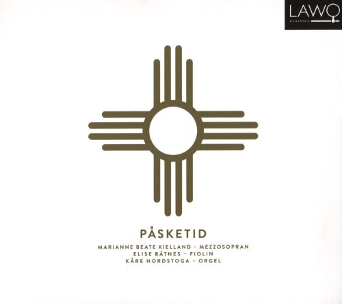 Pasketid: Easter Music for Voice and Organ