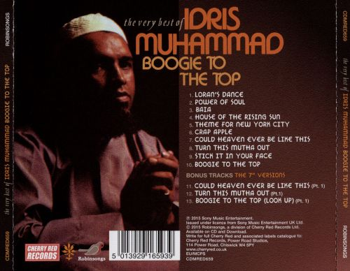 Boogie to the Top: Very Best Of Idris Muhammad