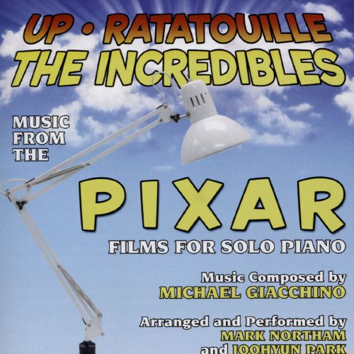 Up: Music from the Pixar Film for Solo Piano