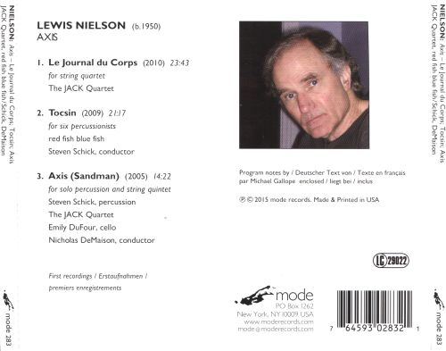 Lewis Nielson: Axis