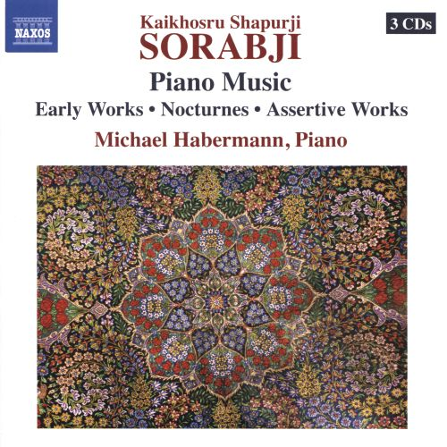 Sorabji: Piano Music