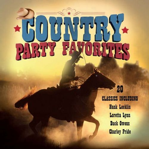 Country Party Favorites, Vol. 2