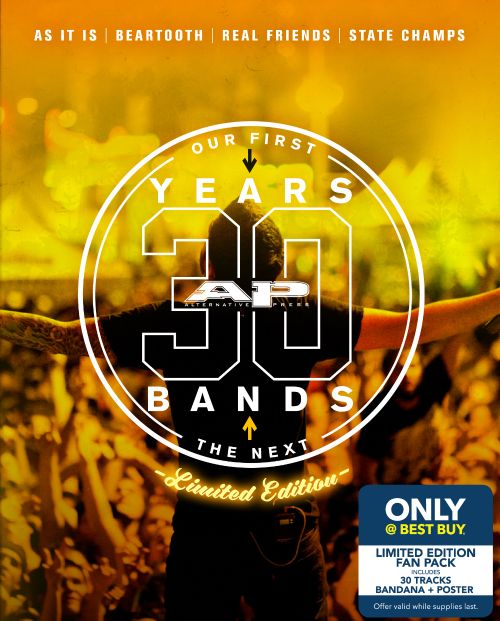 30th Anniversary Alternative Press Fan Pack