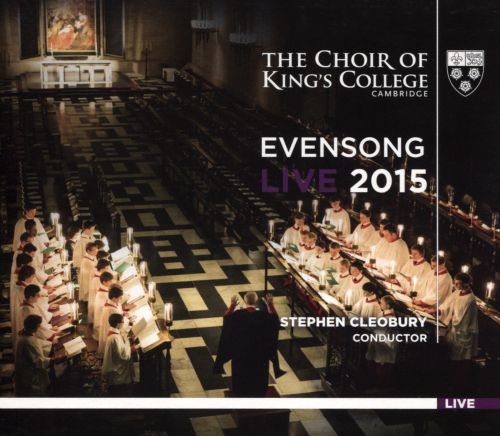 Evensong Live 2015