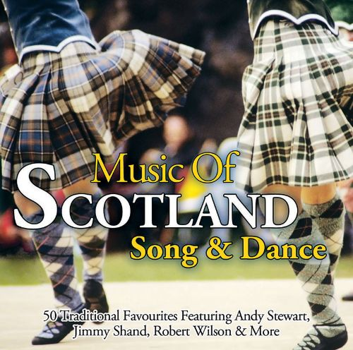 The Music of Scotland: Singing and Dancing