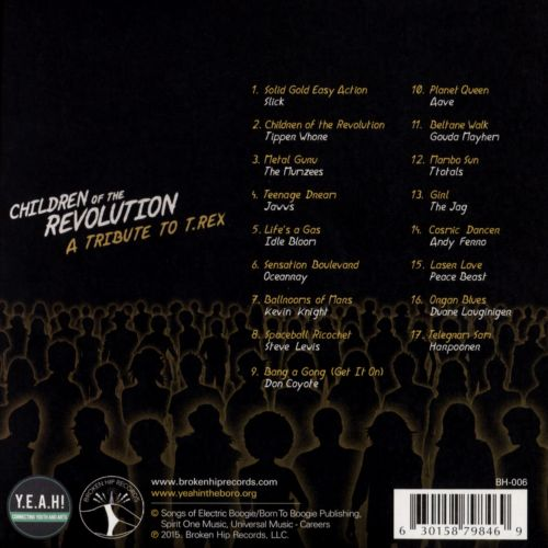 Children of the Revolution: A Tribute To T. Rex