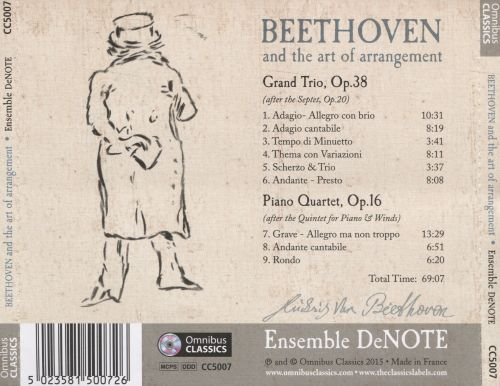 Beethoven and the Art of Arrangement