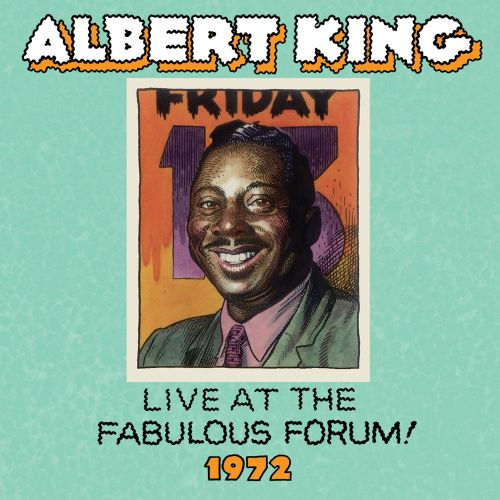 Live at the Fabulous Forum! 1972