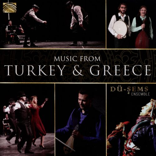 Music From Turkey & Greece