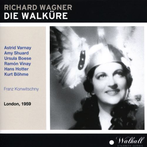 Die Walküre (The Valkyrie), opera, WWV 86b