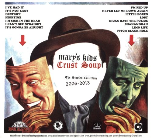 Crust Soup: The Singles Collection 2006-2013