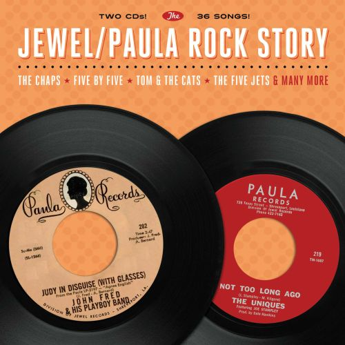 The Jewel/Paula Rock Story