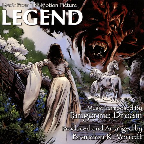 Legend [Music from the Motion Picture]