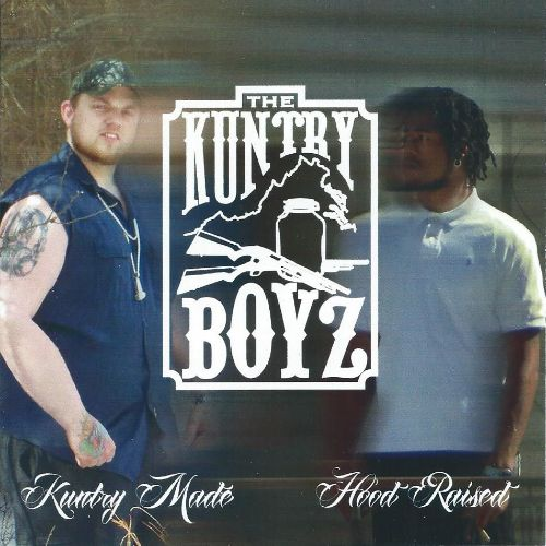 Kuntry Made Hood Raised