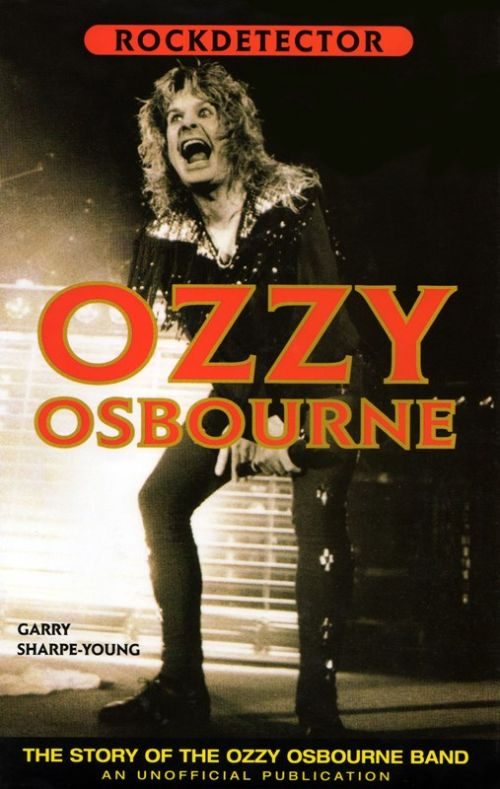Story of the Ozzy Osbourne Band-Book