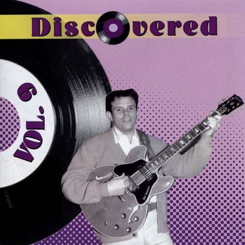 Discovered, Vol. 9