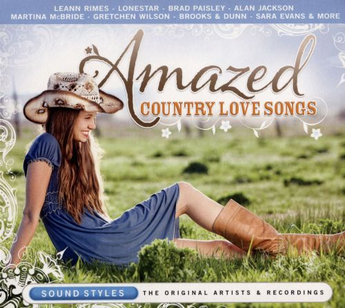 Amazed: Country Love Songs