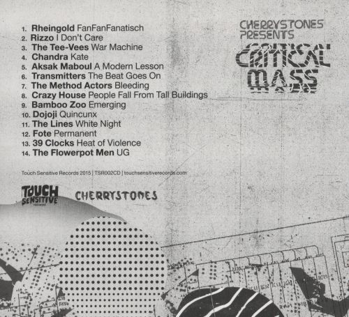 Critical Mass: Splinters From The Worldwide New-Wave, Post-Punk And Industrial Underground 1978-1984