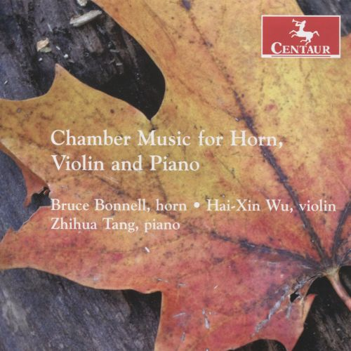 Chamber Music for Horn, Violin and Piano
