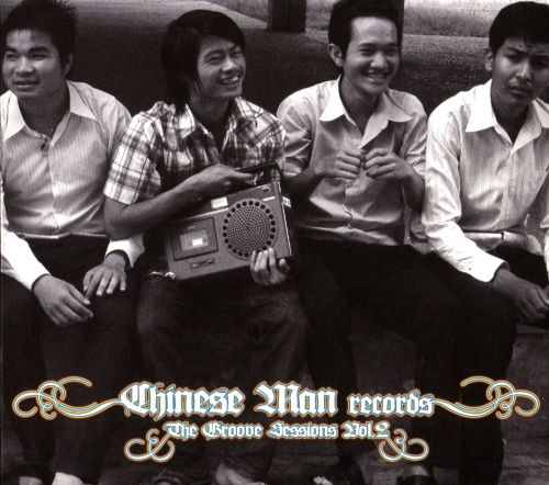 The Chinese Man Groove Sessions, Vol. 2