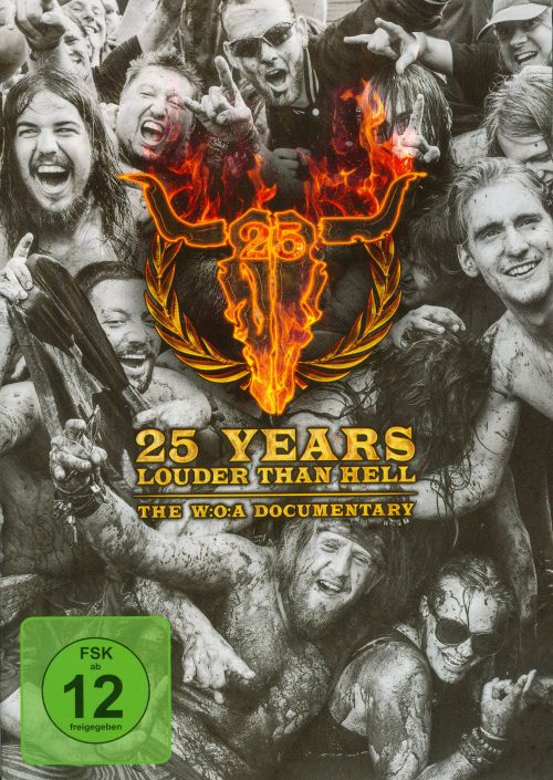 25 Years Louder Than Hell: The W:O:A Documentary
