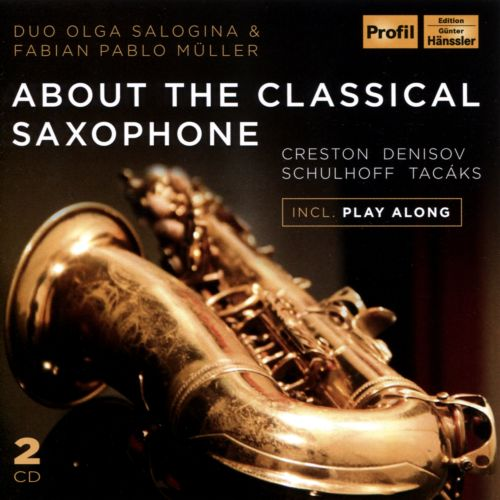 About the Classical Saxophone