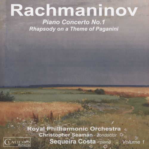 Rachmaninov: Piano Concerto No. 1