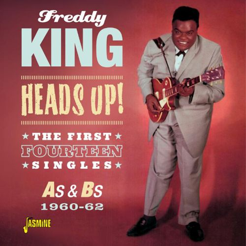 Heads Up!: The First Fourteen Singles As & Bs 1960-1962