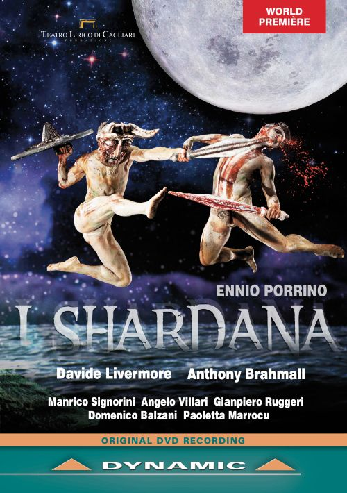 Ennio Porrino: I Shardana [Video]
