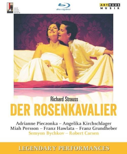 Richard Strauss: Der Rosenkavalier [Video]