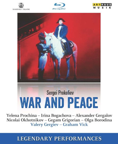 Prokofiev: War and Peace [Video]