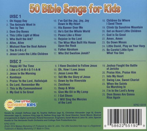 50 bible songs for kids the little sunshine kids songs reviews