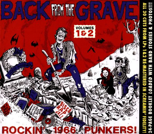 Back From the Grave, Vol. 1 & 2