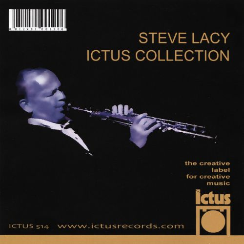 Steve Lacy Ictus Collection