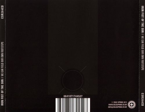 We Can Yield Our Own Footsteps