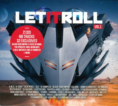 Let it Roll, Vol. 1