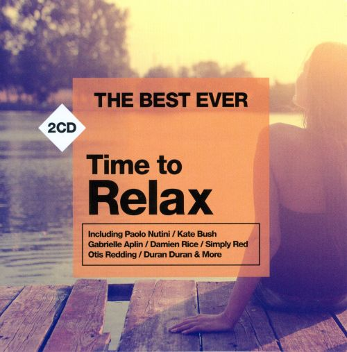 The Best Ever Time to Relax
