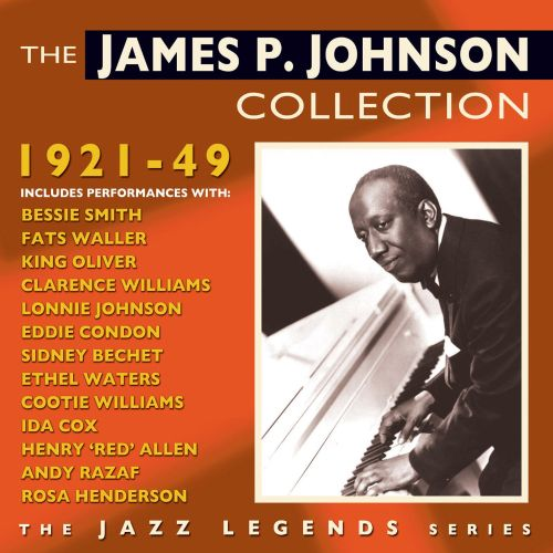 The James P. Johnson Collection 1921-1949