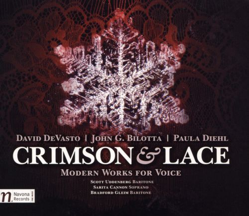 Crimson & Lace: Modern Works for Voice