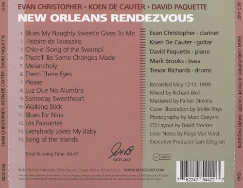 New Orleans Rendezvous
