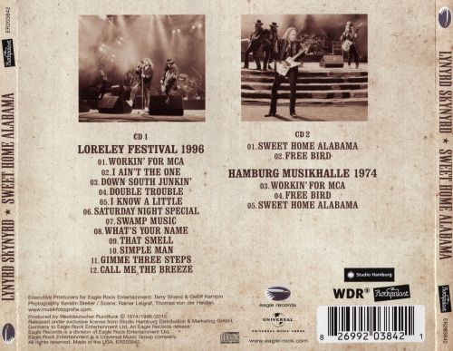 Sweet Home Alabama: Live at Rockpalast