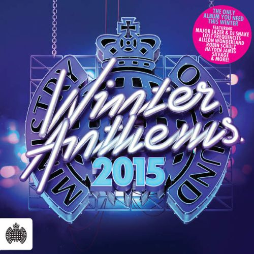 Ministry of Sound: Winter Anthems 2015