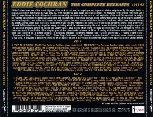 The Complete Releases: 1955-62