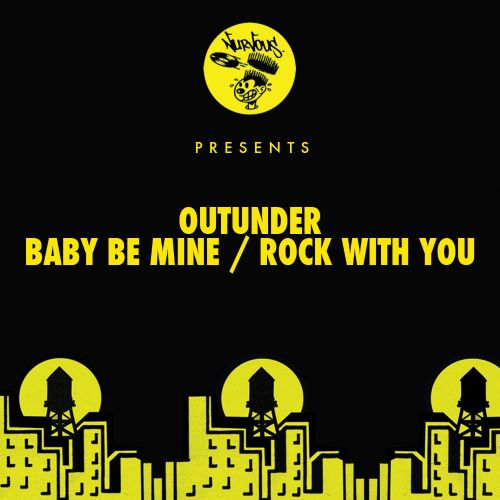 Baby Be Mine/Rock With You