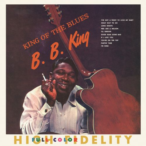 king of the blues b b king songs reviews credits allmusic. Black Bedroom Furniture Sets. Home Design Ideas