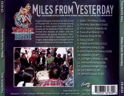 Miles From Yesterday